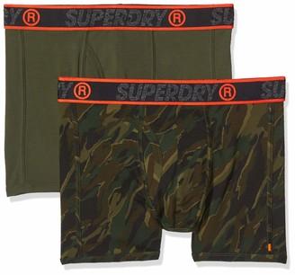 Superdry Men's Sport Double Boxer Shorts