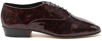 Saint Laurent Hopper Oxford Shoes