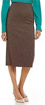 Preston & York Taylor Stretch Twill Pencil Skirt