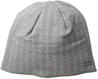 Dale of Norway Stjerne Hat (E-Light Grey Melange/Off-White Melange) Caps