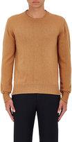 Officine Generale Women's Cashmere-Wool Crewneck Sweater