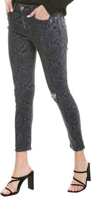 Rag & Bone Cate Mid-Rise Ankle Skinny