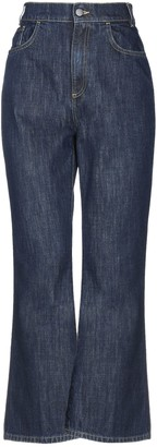 Jucca Denim pants - Item 42748441VN