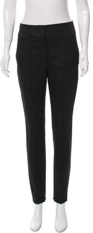 Alexandre Vauthier Wool High-Rise Pants w/ Tags