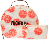 Kate Spade Grapefruit Patsie Cosmetic Case
