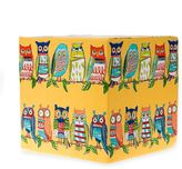Glenna Jean Lil Hoot Owl Pouf Ottoman