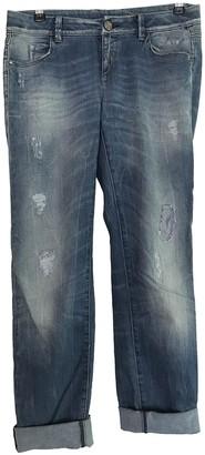 Marella Blue Denim - Jeans Jeans for Women