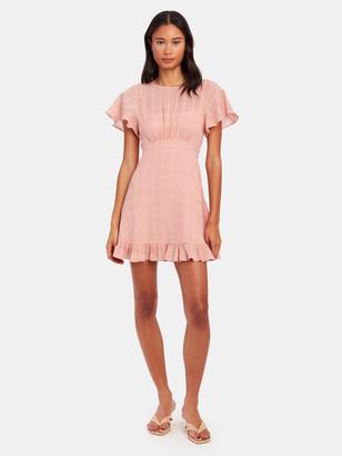 Auguste The Label Pia Cotton Mini Dress