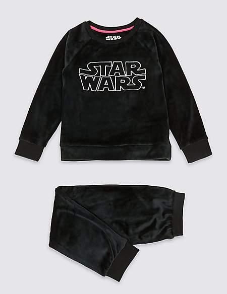 Marks and Spencer Star WarsTM Pyjamas (5-14 Years)