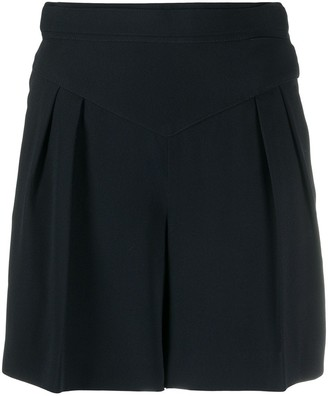 RED Valentino Buckles Detail Shorts