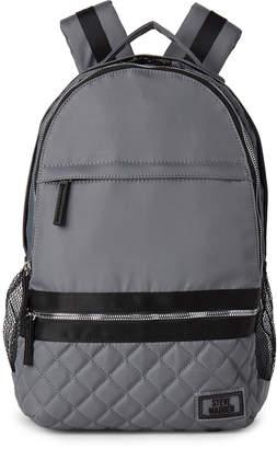 Steve Madden Grey Bell Nylon Backpack