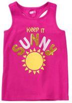 Crazy 8 Keep It Sunny Tank
