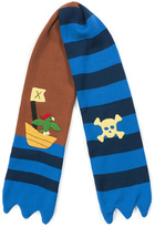 Kidorable Black & Brown Pirate Scarf