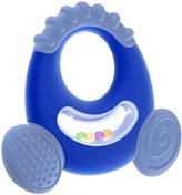 Nuby Natural Touch Softees Teether - Assorted Colors/Styles - 1