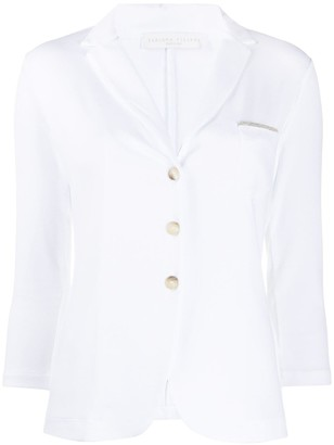 Fabiana Filippi Fitted Blazer