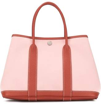 Hermes Pre-Owned Garden Party 30 tote