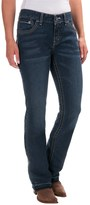 Cruel Girl Cruel Denim Abby Slim Fit Jeans - Mid Rise, Bootcut (For Women)