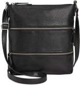 Style&Co. Style & Co Vyniisha Multi Zip Crossbody, Created for Macy's