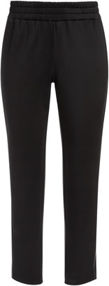 Alice + Olivia Benny Tapered Pull On Pant