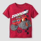 Blaze and the Monster Machines Toddler Boys' Blaze And The Monster Machines Zoom T-Shirt - Red
