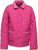 Trespass Girls Dacota Quilted Jacket Pink