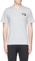 Y-3 Classic logo T-shirt
