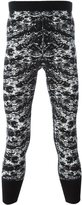 Marcelo Burlon County of Milan 'Liaima' track pants - men - Wool - XS