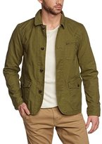 Scotch & Soda Men's Washed-Canvas Jacket