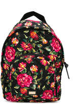 Dolce & Gabbana roses printed backpack