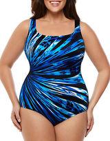 Longitude Plus Sundial One-Piece Swimsuit