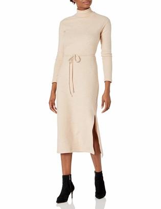 Vince Women's Long Sleeve Turtleneck Dress