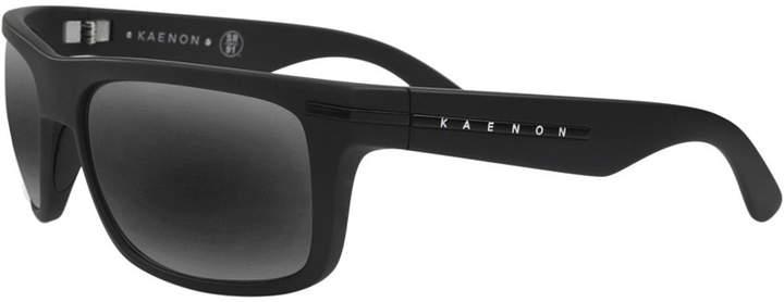 Kaenon Burnet Black Label Polarized Sunglasses