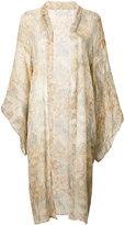 Mes Demoiselles 'Palmas' kimono - women - Spandex/Elastane/Viscose - 15