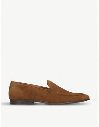 Kurt Geiger London Palermo suede loafers