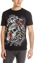 Bravado Men's Guns N' Roses Firepower T Shirt
