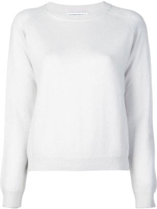 ALEXANDRA GOLOVANOFF Classic Crew Neck Sweater