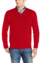 Nautica Men's V-Neck Sweater