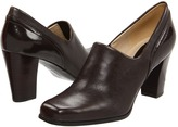 Naturalizer Foxy (Oxford Brown Smooth/Shiny) - Footwear