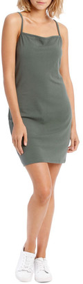 Miss Shop Bodycon Square Neck Dress