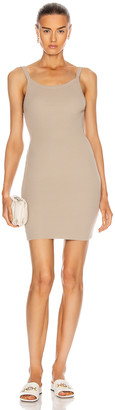 Cotton Citizen Verona Tank Dress in Truffle | FWRD