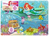 Melissa & Doug Disney Princess Ariel Under the Sea Wooden Magnetic Game by