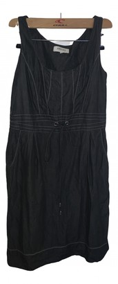 Georges Rech Black Cotton Dress for Women