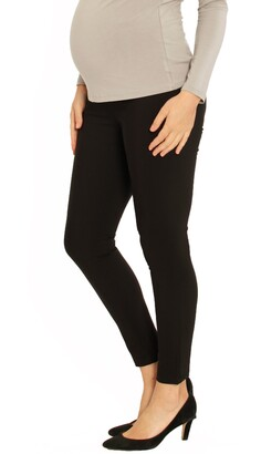 Angel Maternity Fitted Straight Leg Maternity Pants
