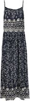 Sea floral print cami dress - women - Rayon/Viscose/Polyester - 2