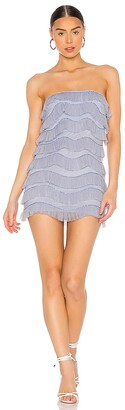 NBD Luka Embellished Mini Dress