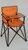 Jamberly Group Inc Jamberly HB2002 Ciao! Baby Portable Highchair - Orange