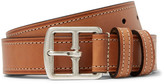 Andersons Anderson's - 3cm Brown Leather Belt