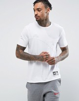 Nike Air Logo T-shirt In White 834579-100