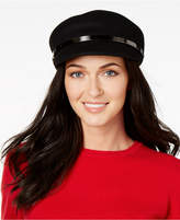 Nine West Felt Newsboy Cap