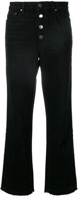 Amiri button-up jeans